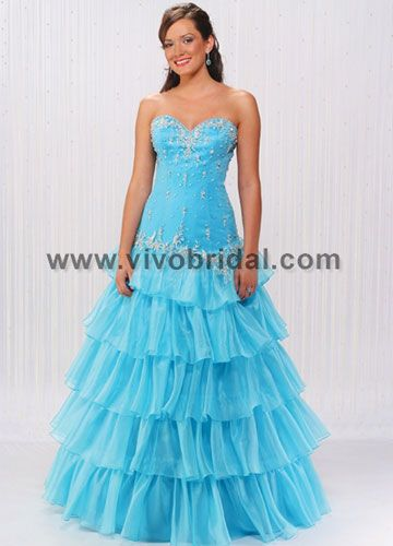 Vivo Bridal - Quinceanera Q-0014