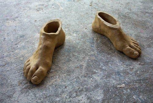 desBlogueador de conversa: Heróis com pés de barro...