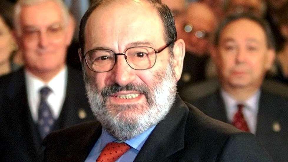 Kirjailija Umberto Eco on kuollut