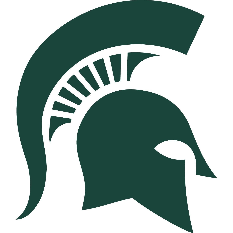 Michigan State Logo Michigan State Spartans Logo Michigan State Spartans Football [ 1500 x 1500 Pixel ]