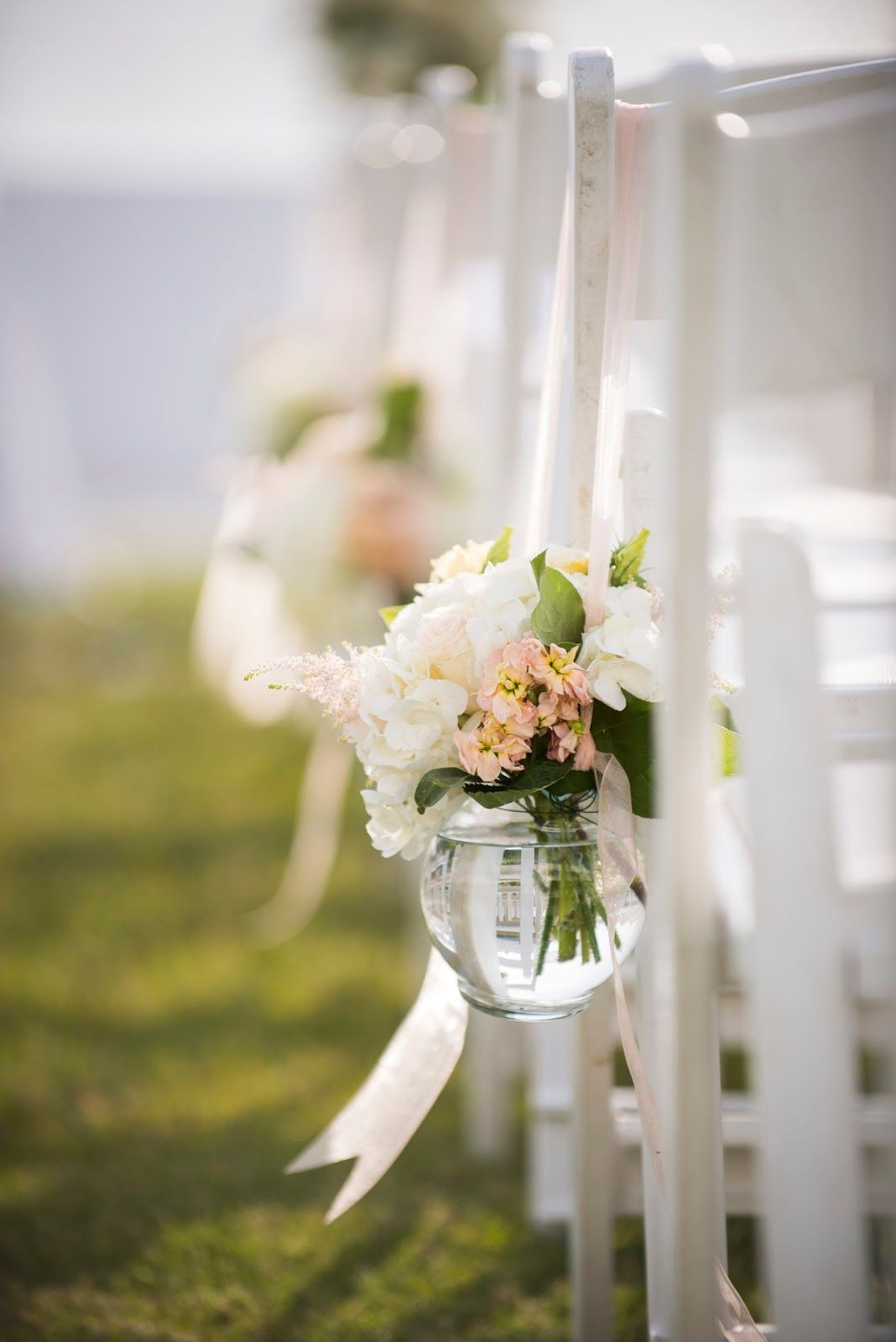 Sarah And Steve S June Wedding At Belle Mer Sayles Livingston Design June Wedding Wedding Wedding Flowers