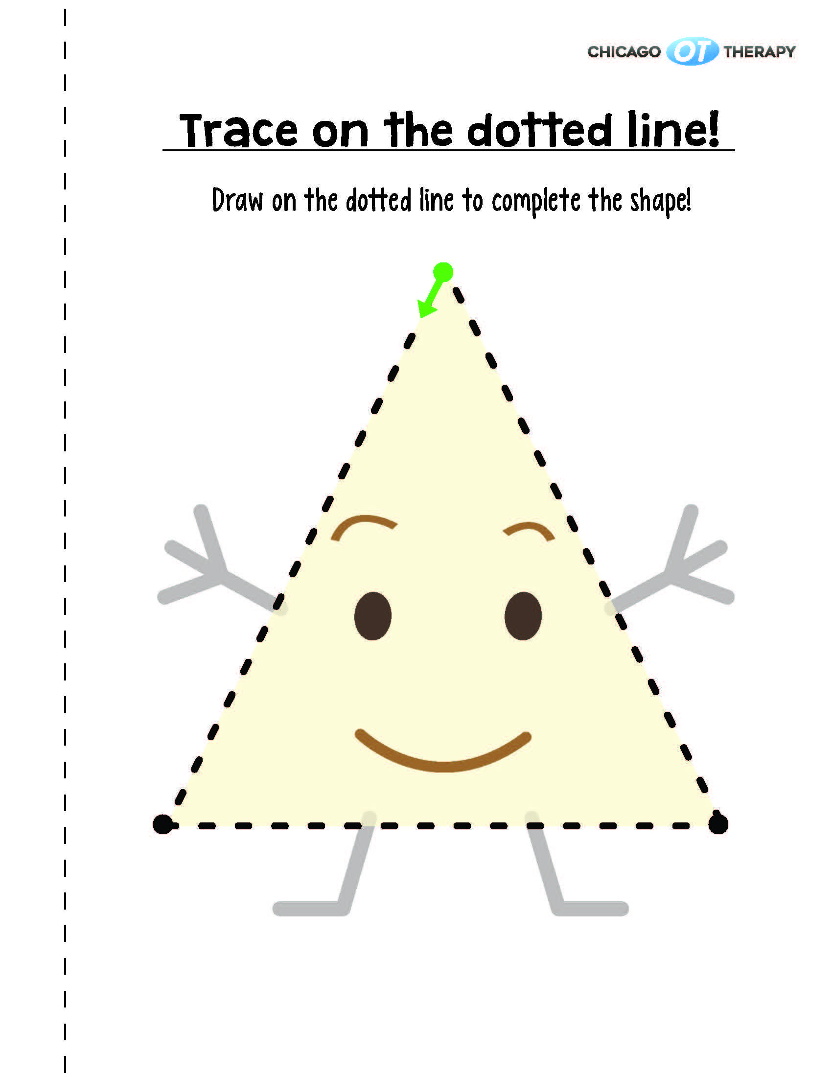 Shape Book Activity Worksheets