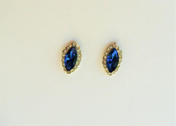 4 pcs Blue sapphire Nail Charm,Nail Design,Blue wedding Nail Art,Nail Decoration,Nail Gem,Nail Bling,Nail Jewelry,3d Nail Art,Prom Nails,
