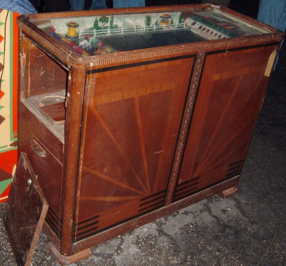 Bally Ray S Track Coin Operated Horse Race Payout Arcade Game Arcade Arcade Games Coin Operated