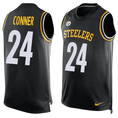 reputable site 445f8 b6abf Mike Evans jersey Nike Steelers #30 James Conner Black Team ...