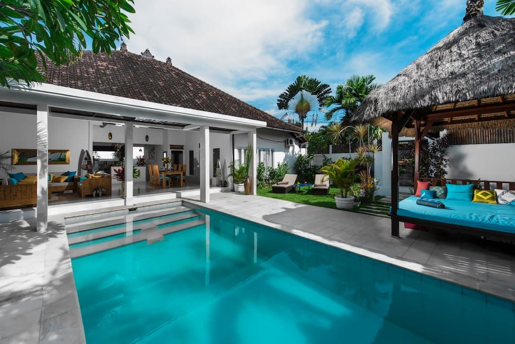 Check Out This Awesome Listing On Airbnb Luxury 3bd Villa Jasmin Central Seminyak Promo Villas For Rent In Kuta Hotel Bali Hotels Villa