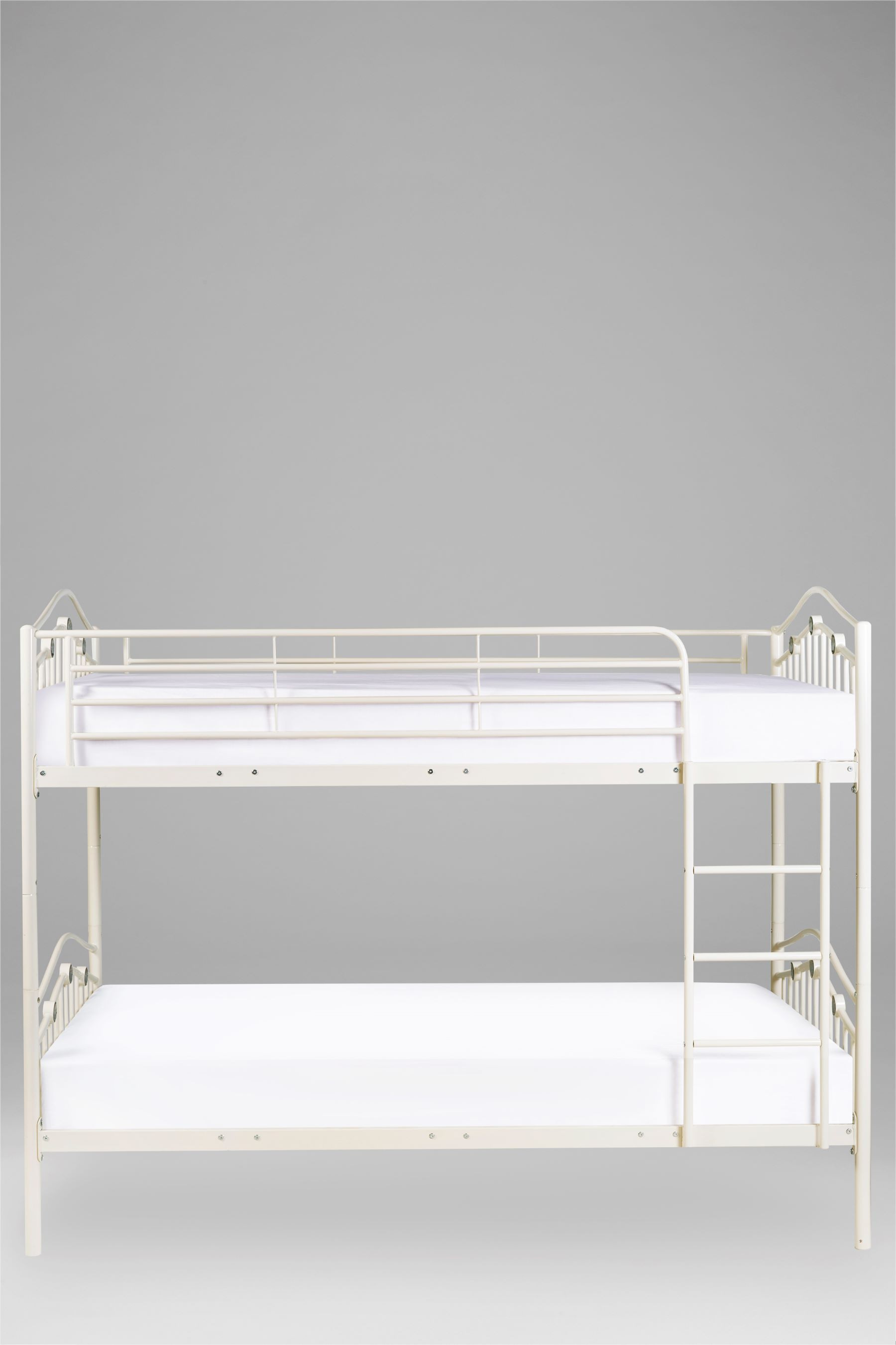 Next Sophie Bunk Bed White Bunk Beds White Metal Bed White