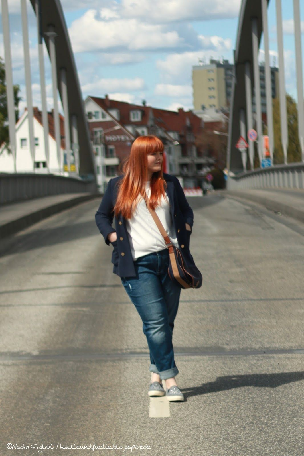 Hülle & Fülle: Plus Size Outfit