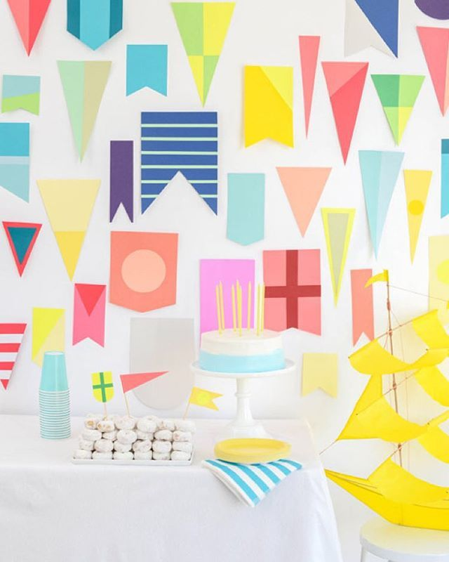 Nautical flags DIY ⚓️