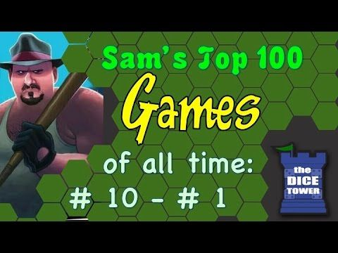 Sam's Top 100 Games of all Time: # 10 - # 1 - YouTube