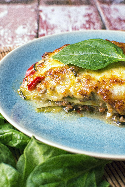 FOOD: Coursagne = lasagne van courgette - CozyMess