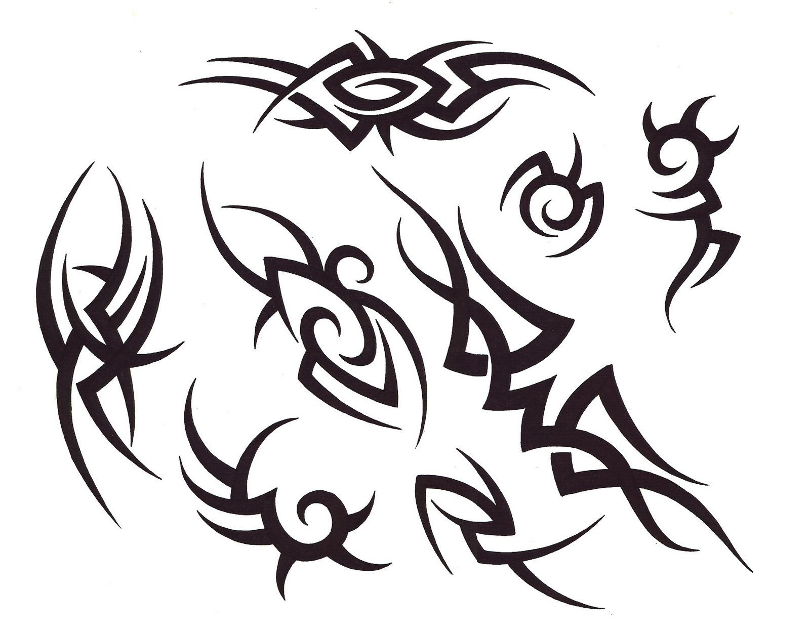 Tattoo Designs | tattoo alphabet designs-783 : Image ...