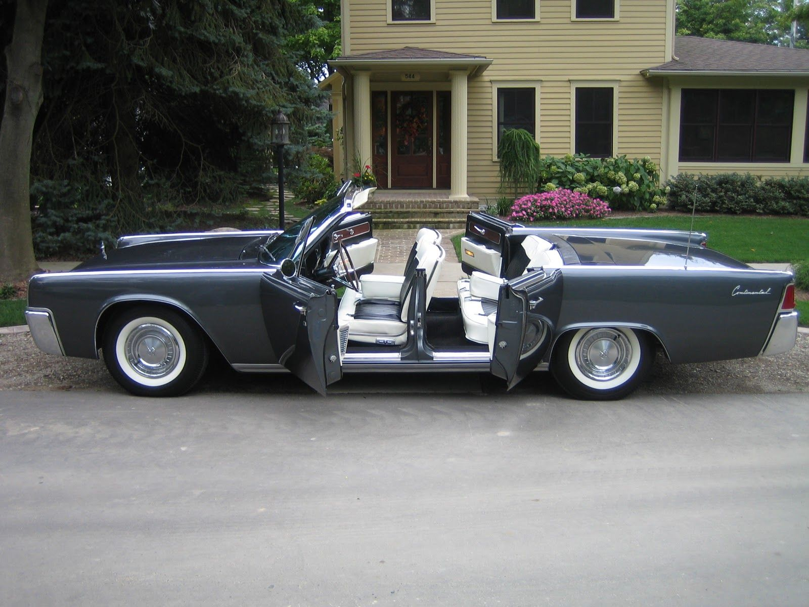 Lincoln Continental Concept Suicide Doors Dars Cars How I Roll Wiring Diagram For 1960 Edsel V8 All Models