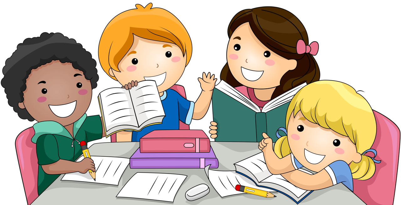 student clipart student studying student learning kids learning kids [ 1280 x 654 Pixel ]