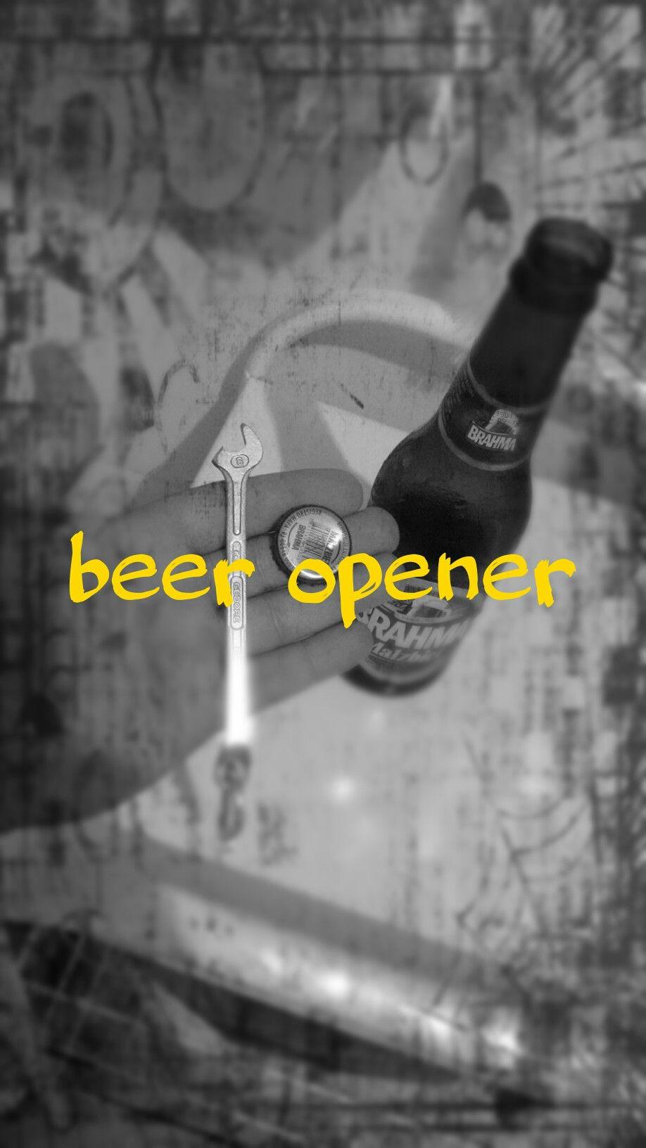 Abridor cerveja 🍺🍻