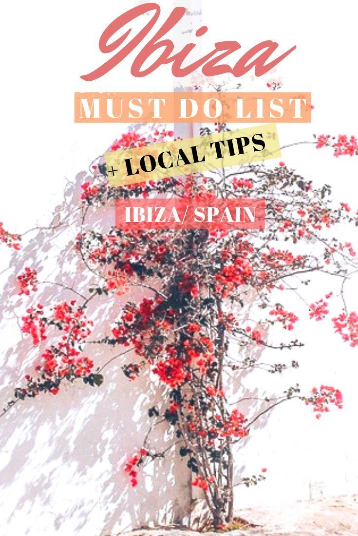The secrets of Ibiza Must do list The secrets of Ibiza Party Heaven vs Natural Paradise