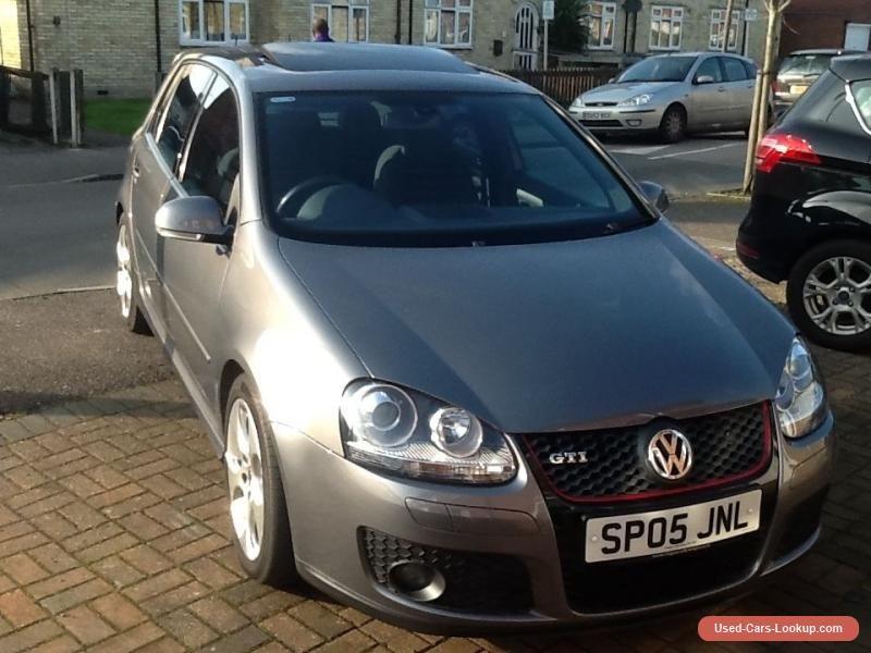 Car For Sale Vw Golf Gti Mk5 Low Miles