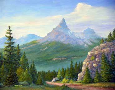Oil Pastel Landscapes Oil Pastel Landscape Oil Pastel Landscape Pastel Landscape Oil Pastel