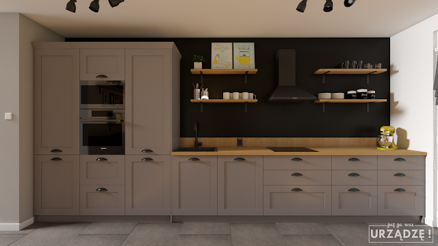 Najbardziej Przystepny Blog Wnetrzarski W Sieci Kuchnia Bez Gornych Szafek Czy I Kiedy Warto Sie Na Nia Zdecyd Kitchen Inspirations Home Decor Kitchen Decor