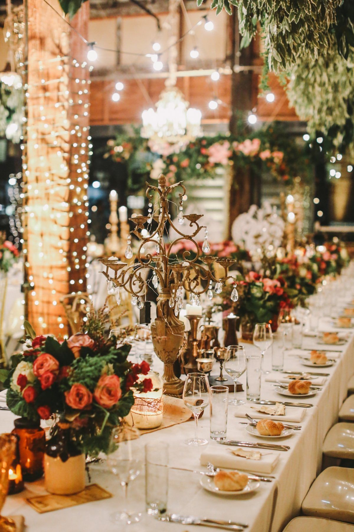 Where to even begin with this stunner? We're simply dying over this chic botanical garden themed wedding from Lara Hotz Photography. Every image is oozing with gorgeous details from this chic and whimsical Sydney wedding. Jess and Joel's wedding reception was like a bohemian wedding wonderland filled with twinkling lights, gorgeous gold accents, beautiful green […]