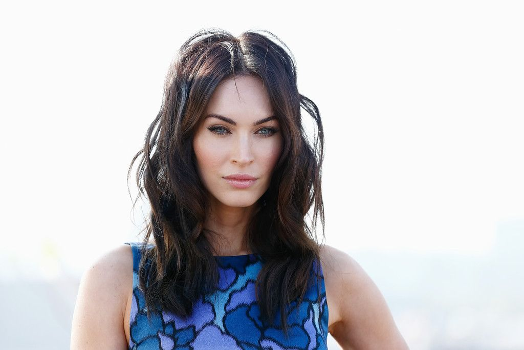"""Megan Fox attends the photocall of Paramount Pictures' """"TEENAGE MUTANT NINJA TURTLES"""""""