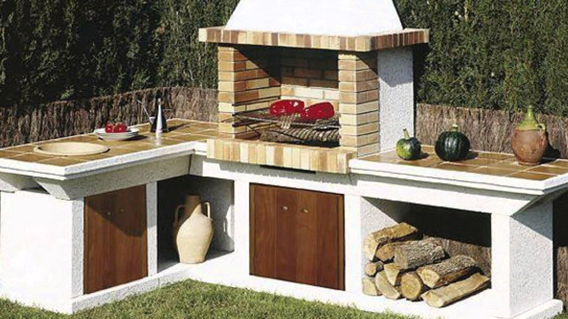 Ideas para que construyas tu asador de carne casa de for Casa del barbecue