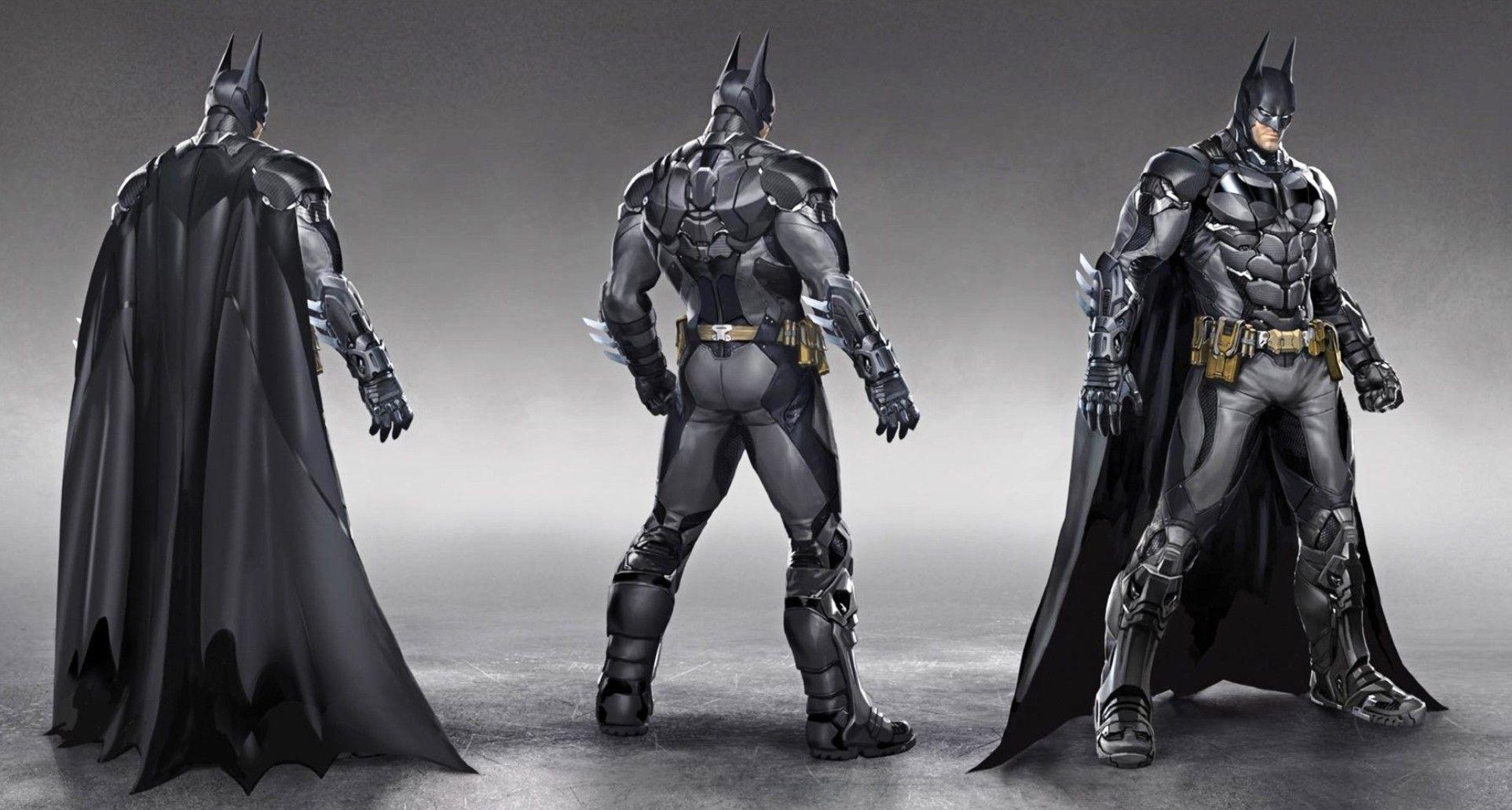 Batman Arkham Knight Batsuit HD Wallpaper