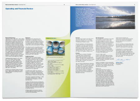 Sutton and East Surrey Water Annual Report