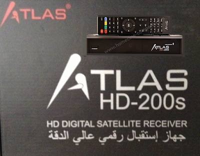 HD-200S TÉLÉCHARGER MAINSOFTWARE F401 ATLAS