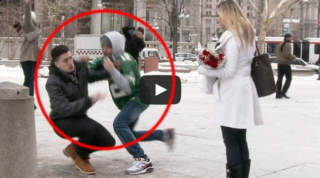 Public Wedding Proposal Gone Wrong: Ring Was Stolen In The Middle Of Proposing And It Was All Caught In Tape! http://www.wataweddings.com/engagement-ring-stolen-during-proposal?utm_content=buffer29bd0&utm_medium=social&utm_source=pinterest.com&utm_campaign=buffer #Weddings: http://www.wataweddings.com/engagement-ring-stolen-during-proposal/?utm_content=buffere9090&utm_medium=social&utm_source=pinterest.com&utm_campaign=buffer