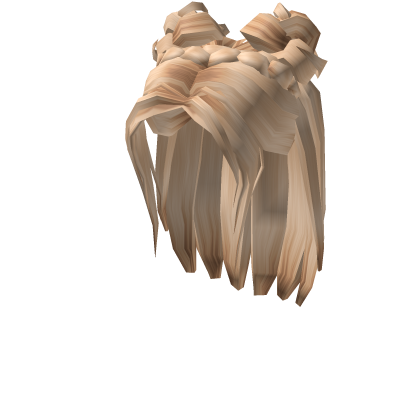 Brown Wavy Hair And Bun Roblox Customize Your Avatar With The Platinum Space Bun Braid And Millions Of Other Items Mix Match This Hair Accesso In 2020 Braided Bun Ball Hairstyles Girl Hair Colors