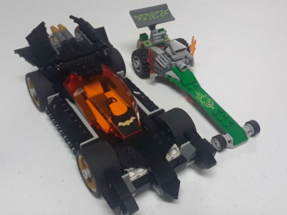 LEGO Batman The Riddler Chase 76012 Cars Only Lego Lego