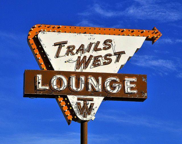 Route 66 - Tucumcari, New Mexico.