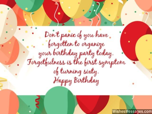 60th Birthday Wishes Quotes And Messages Birthday