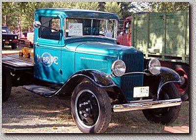 1932 Ford Truck First Year For The V8 Engine Vintage Trucks
