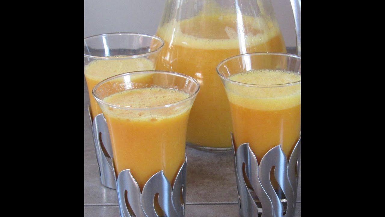 كيف تعد عصير البرتقال بطريقة المطاعم الفاخرة Jus D Orange 100