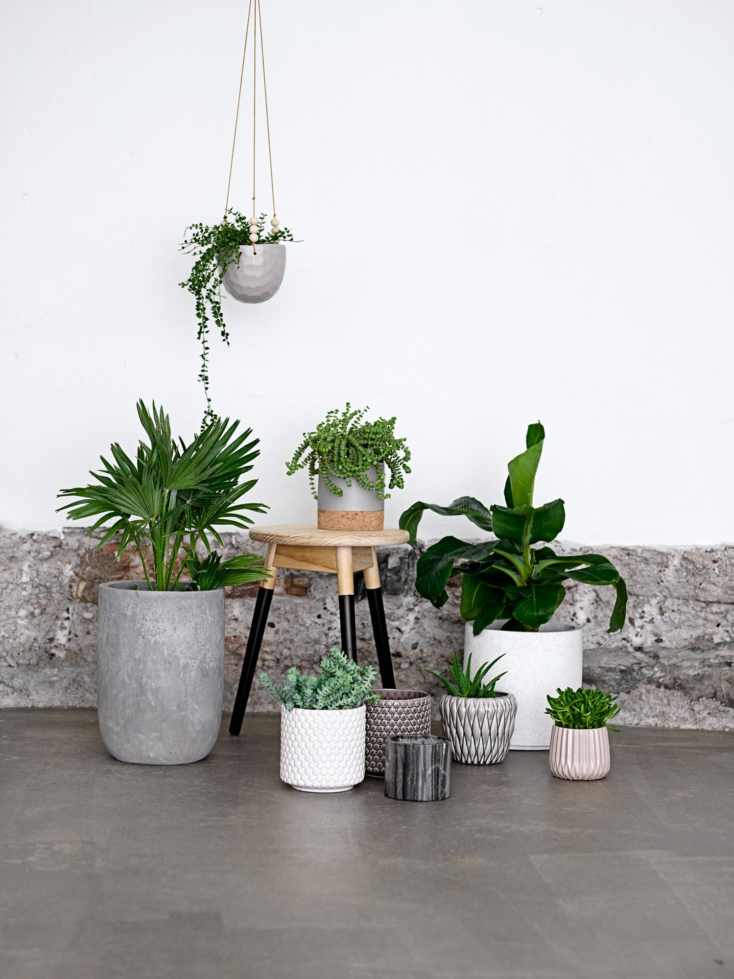 Flower pots for in- and outdoor use by Bloomingville - happy ...