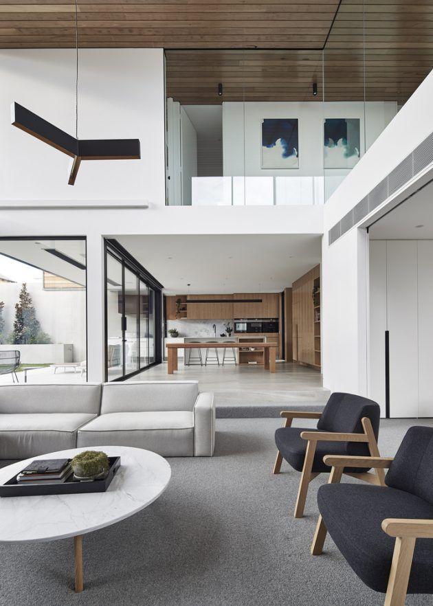 Bloomfield House von FGR Architects im Ascot Vale, Australien #modernhousedesigninterior