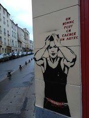 Paris: rue de 5 Diamantas (by Miss. Tic)