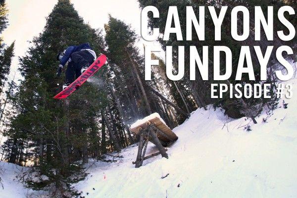 Canyons Fundays: Episode Three
