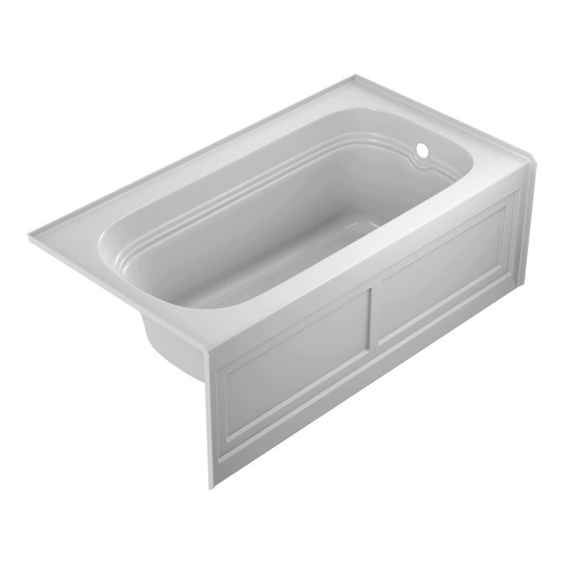54 Quot X 29 Quot Freestanding Soaking Bathtub In 2019 Bathtub