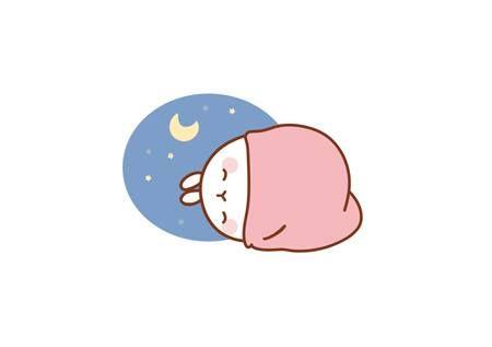 #molang #kawaii -- 잘자요 Good night