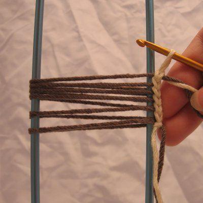 Técnica para prender Fios de cabelo para bonecas