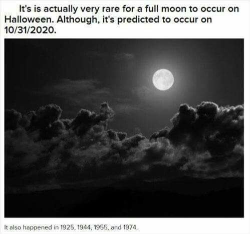 Moon On Halloween 2020 Full moon on Halloween 2020 | Virgo moon, Full moon, Moon