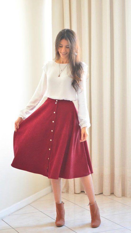 #modest #dresses #for #church #skirt #fashion