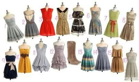 Pretty Dresses! ♡
