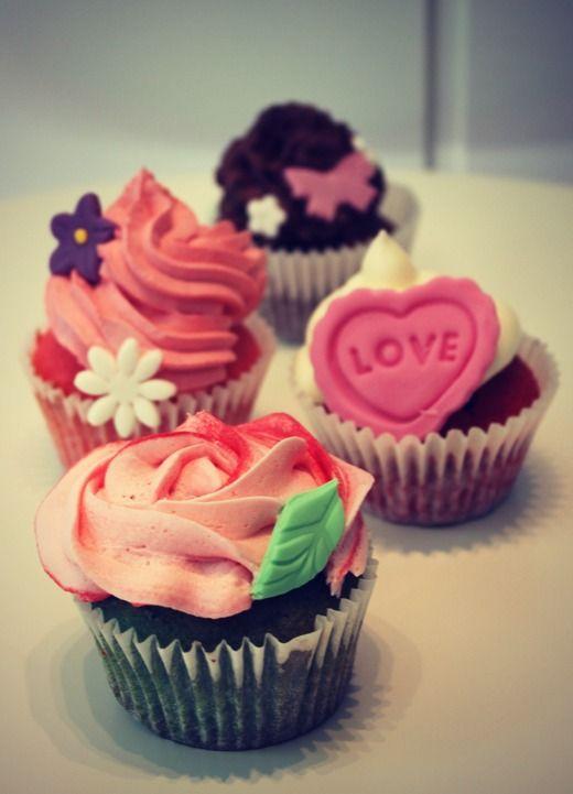 Cupcake dia madre