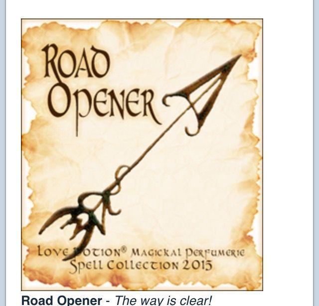 Road opener | Magick symbols | Symbols, Magick, Occult