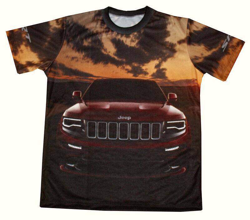 Jeep T Shirt Maglietta Camiseta Cherokee Wrangler Srt Renegade Patriot Compass 6 Ebay Jeep Srt Jeep Hoodie