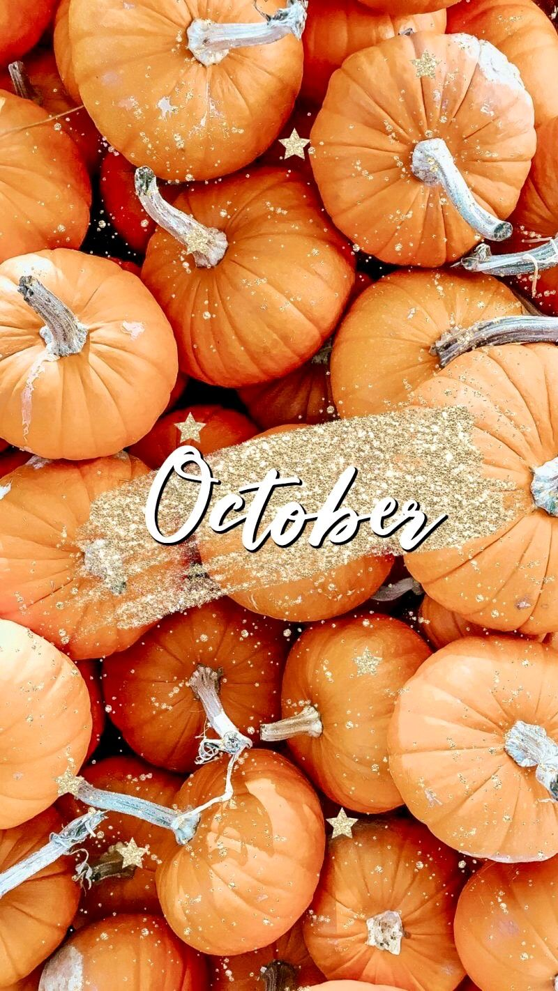 Pin By Judy Aviles On The Pumpkin Patch Pumpkin Wallpaper Halloween Wallpaper Iphone Free Phone Wallpaper